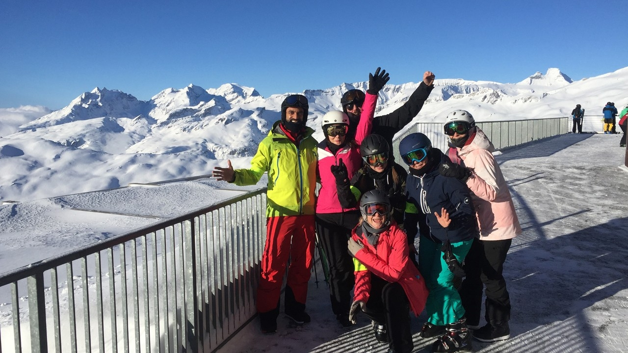 LAAX Ski Weekend